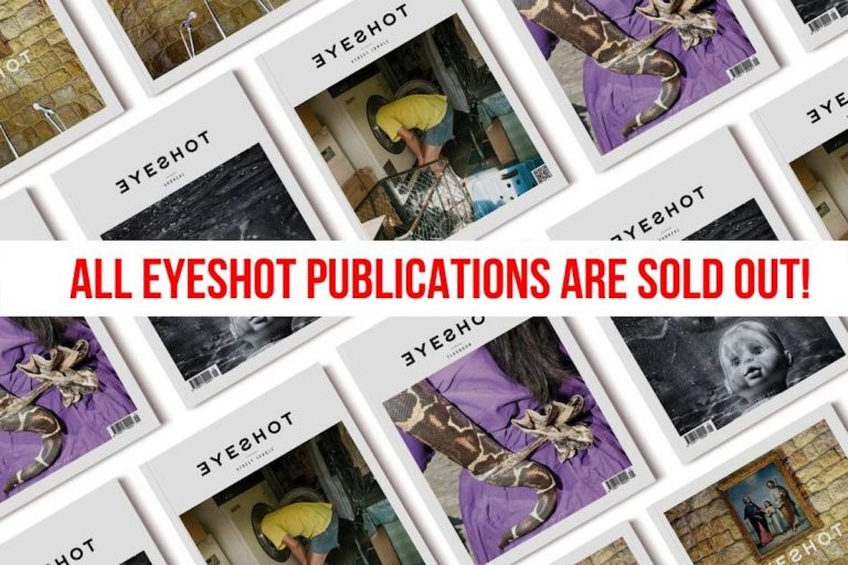 All Eyeshot Publications Are SOLD OUT 2 768x512