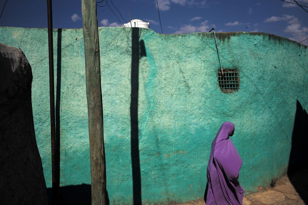 woman in Ethiopia Marika Poquet street photography
