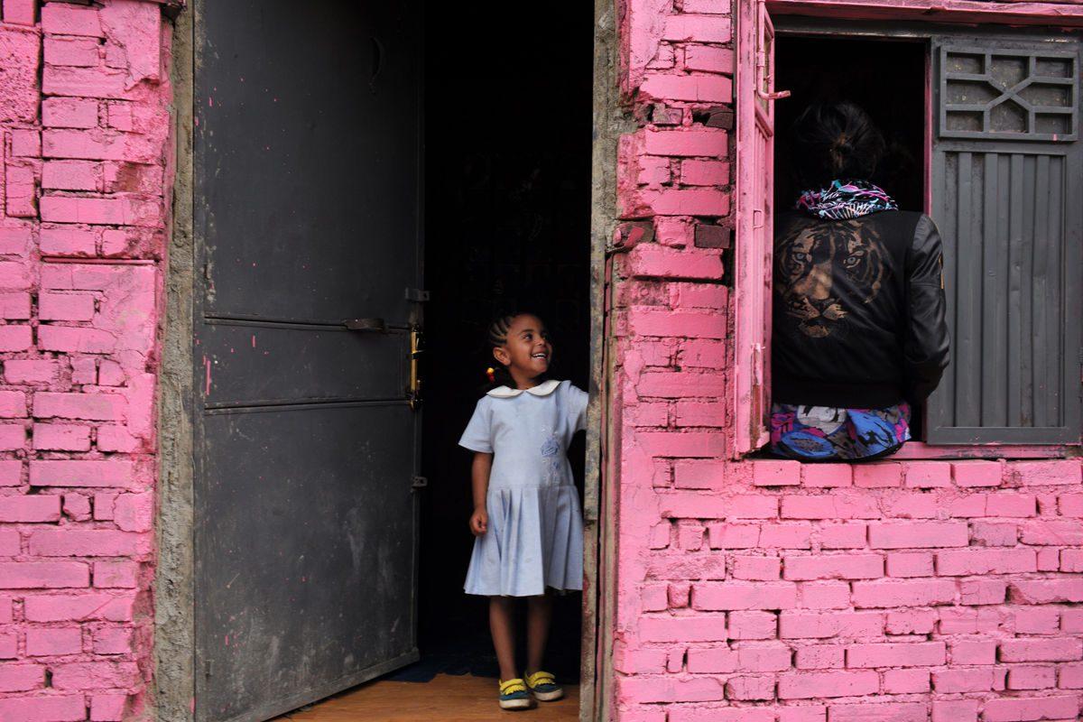 child in Ethiopia Marika Poquet street photography