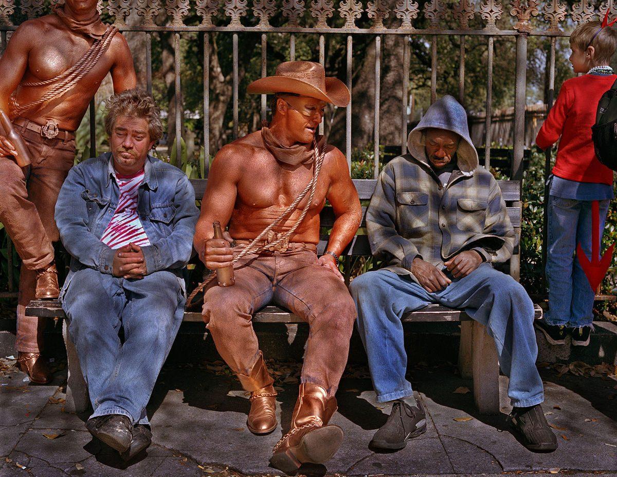 USAMG Bronzecowboysb Street Photography 1200x927
