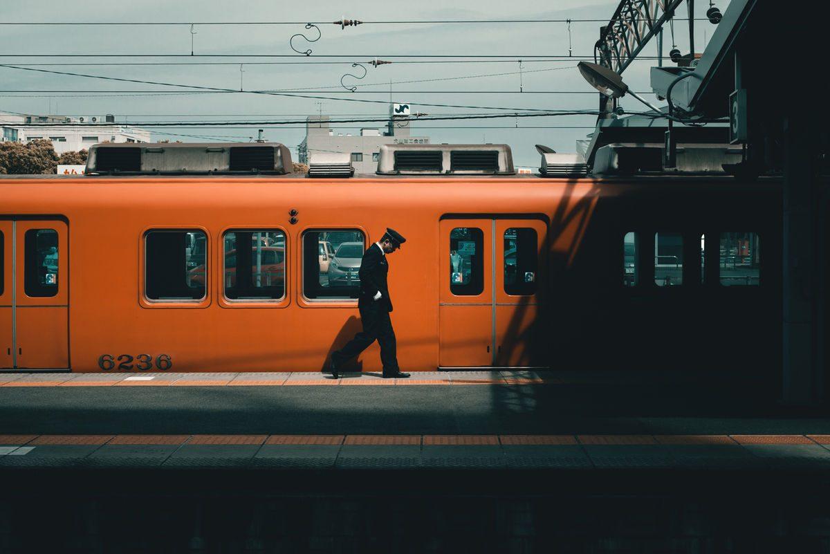 vast urban train