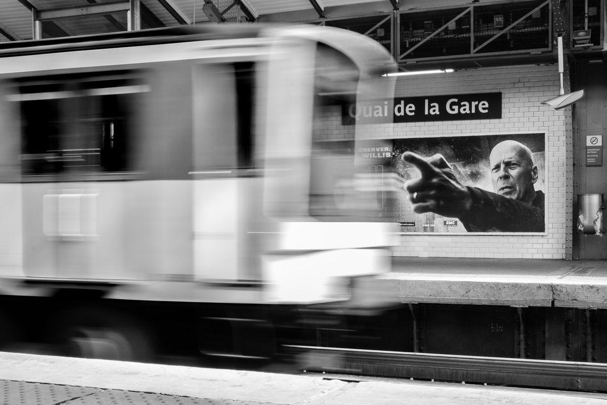 SEBASTIEN DURAND 3 Street Photography Subway Travel Companions