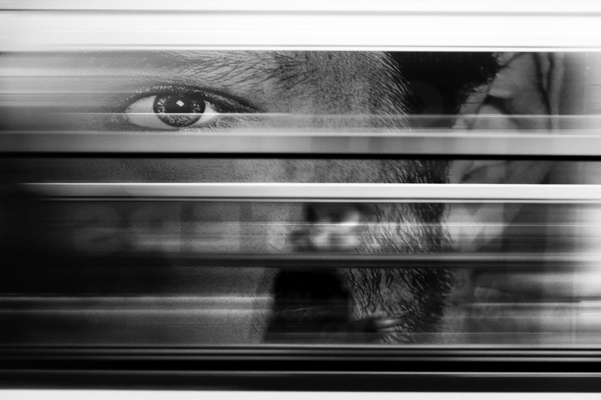 SEBASTIEN DURAND 4 Street Photography Subway Travel Companions