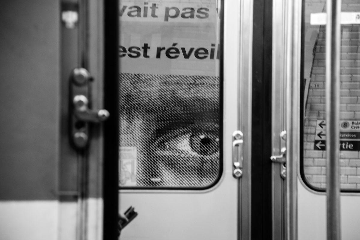 SEBASTIEN DURAND 6 Street Photography Subway Travel Companions