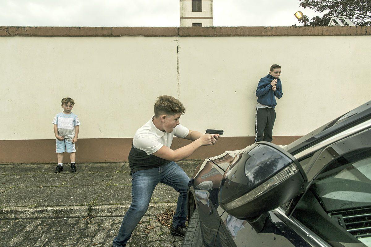 Irish Travellers pellet_gun_puck
