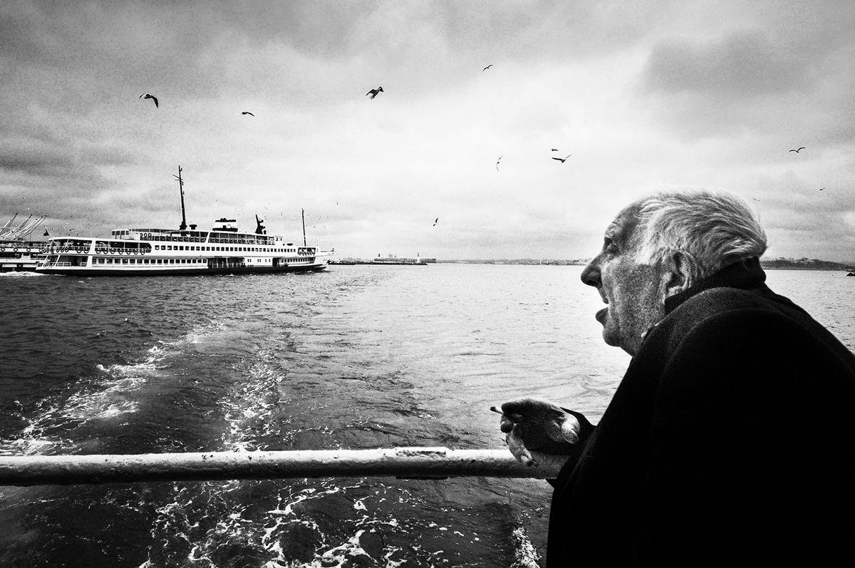 life in istanbul Mehmet Acik