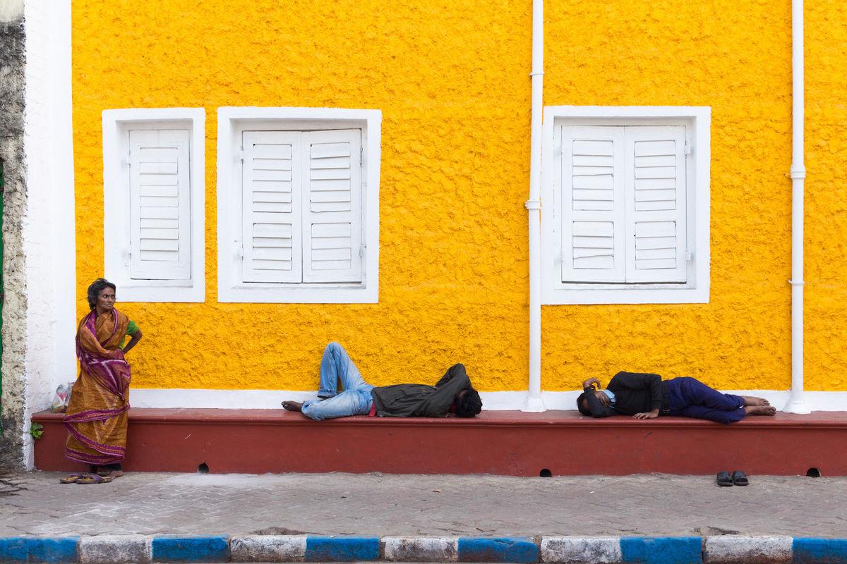 Catherine Le Scolan Quéré 3 Street Photography