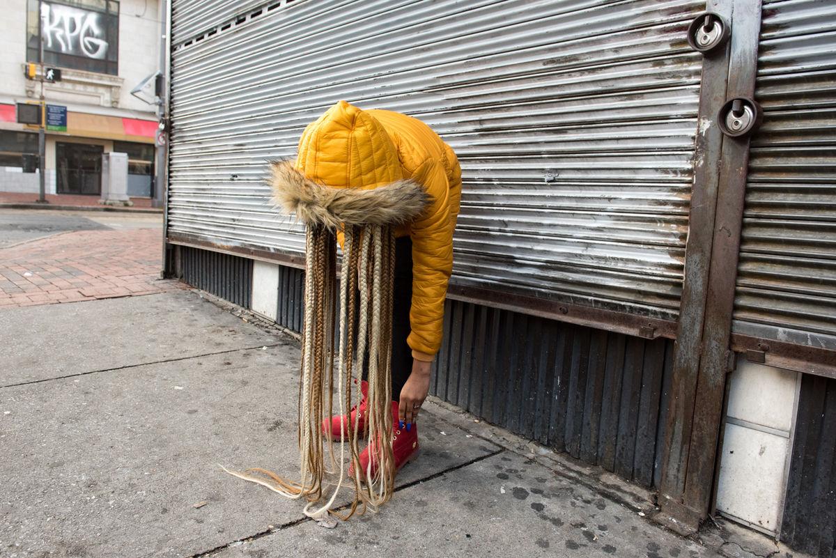 Larry Cohen 12 Street Photography