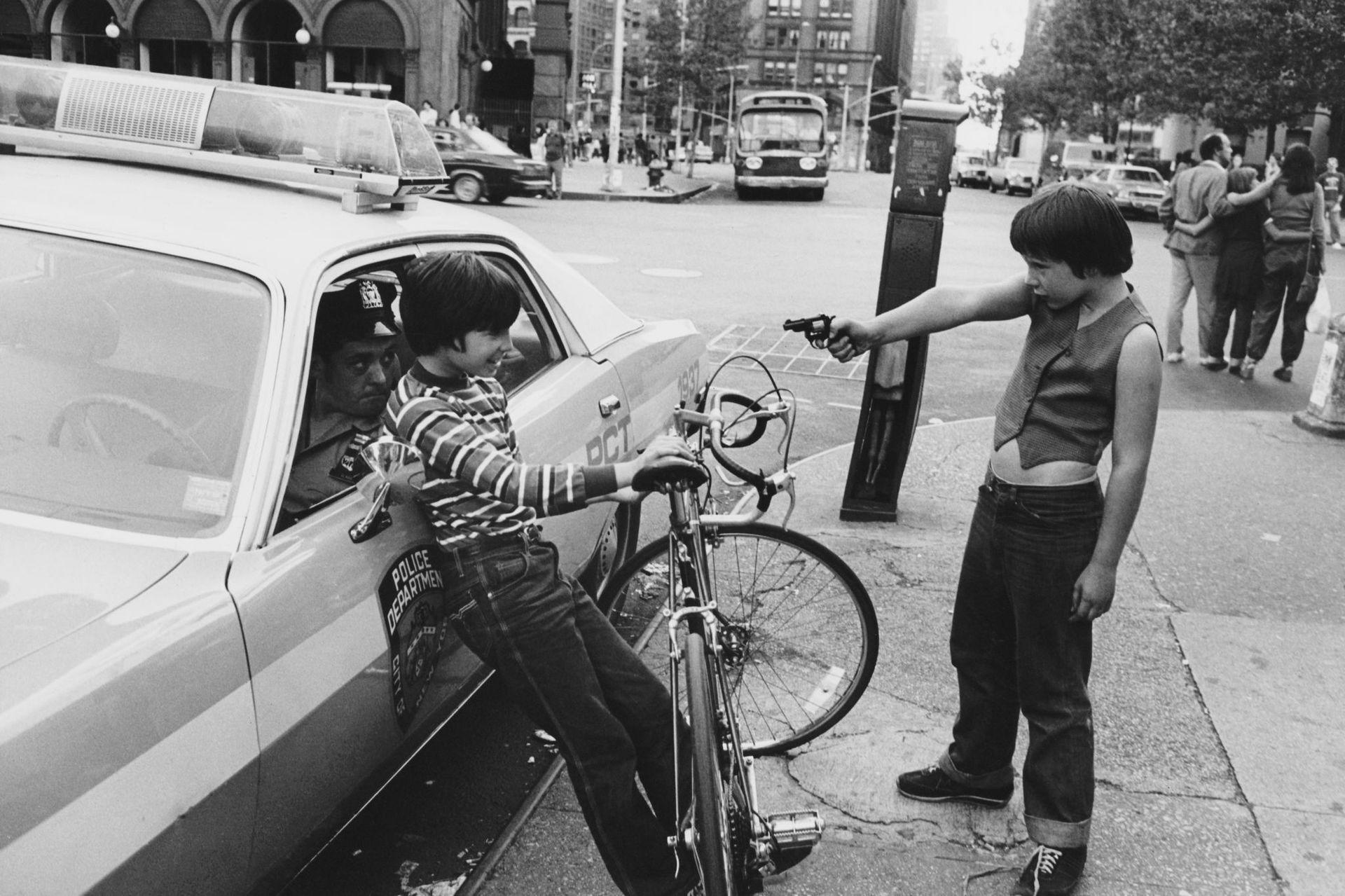 Jill Freedman Street Photography