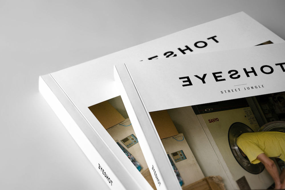 Eyeshot Cover Street Photography Copia