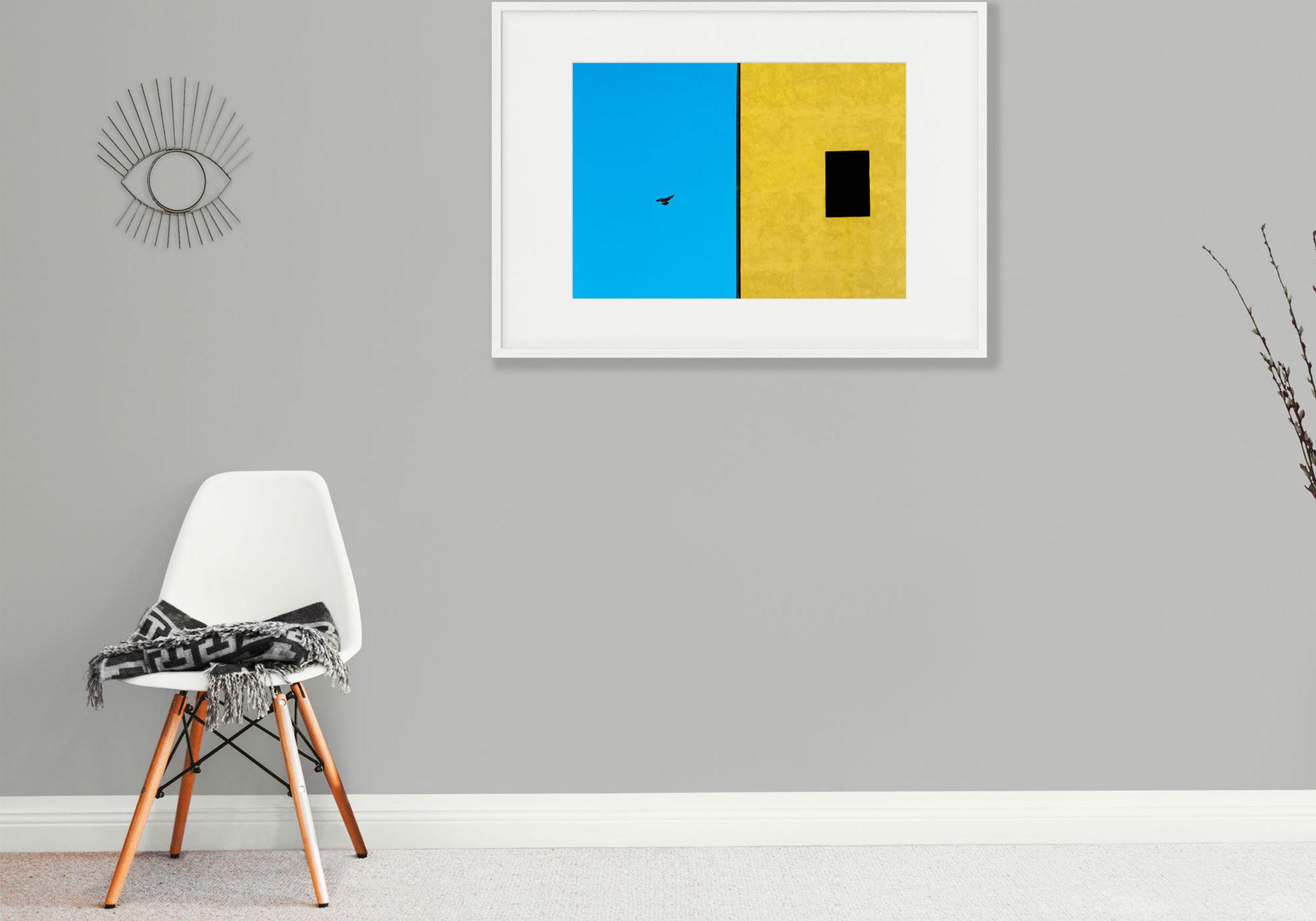Fine Art Print Eyeshot 1