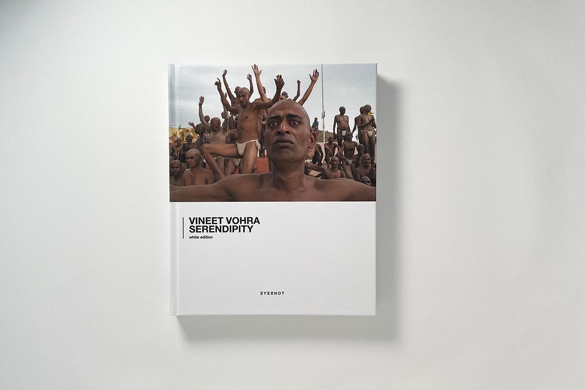 Vineet Vohra Book Serendipity