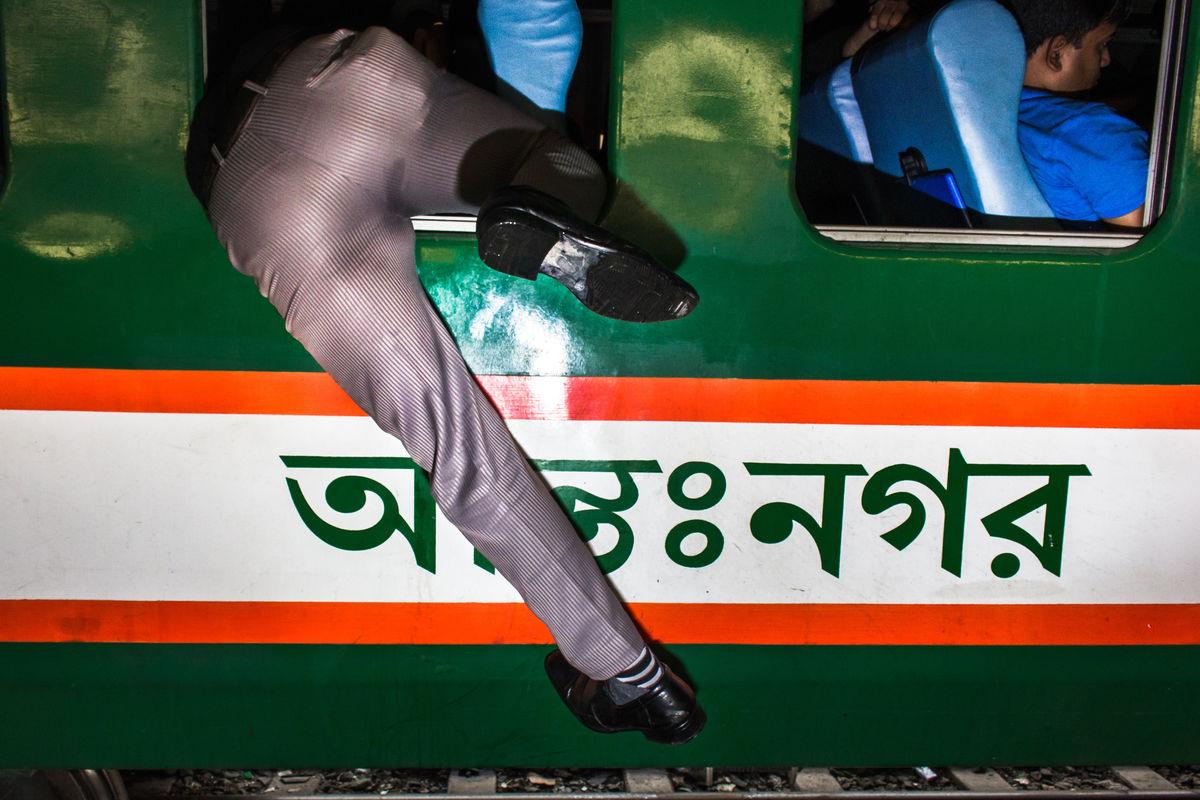 3 Md Enamul Enamul Kabir The Last Train Dhaka 2017 Eyeshot