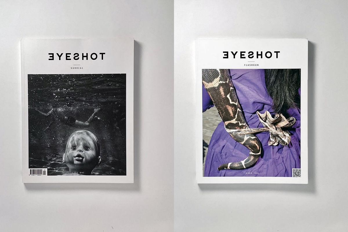 Eyeshot Surreal Flashgun Eyeshot 1