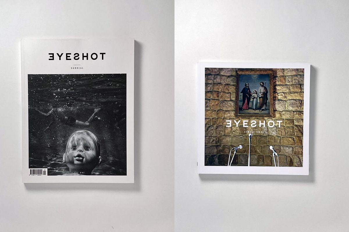 Eyeshot Surreal Street Xmas Eyeshot 1