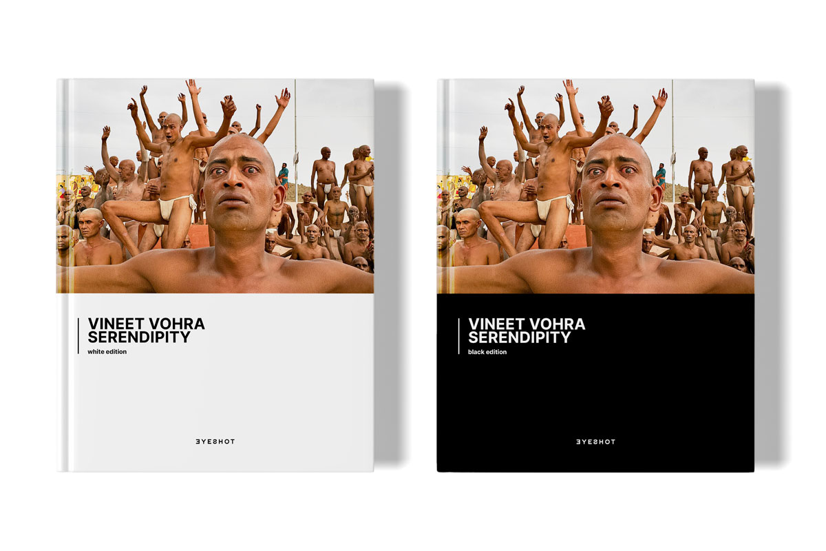 Vohra Front Doublecover Book Mockup