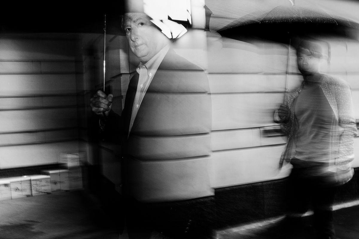 Sonia Goydenko City Of Ghosts NYC 2018 Eyeshot
