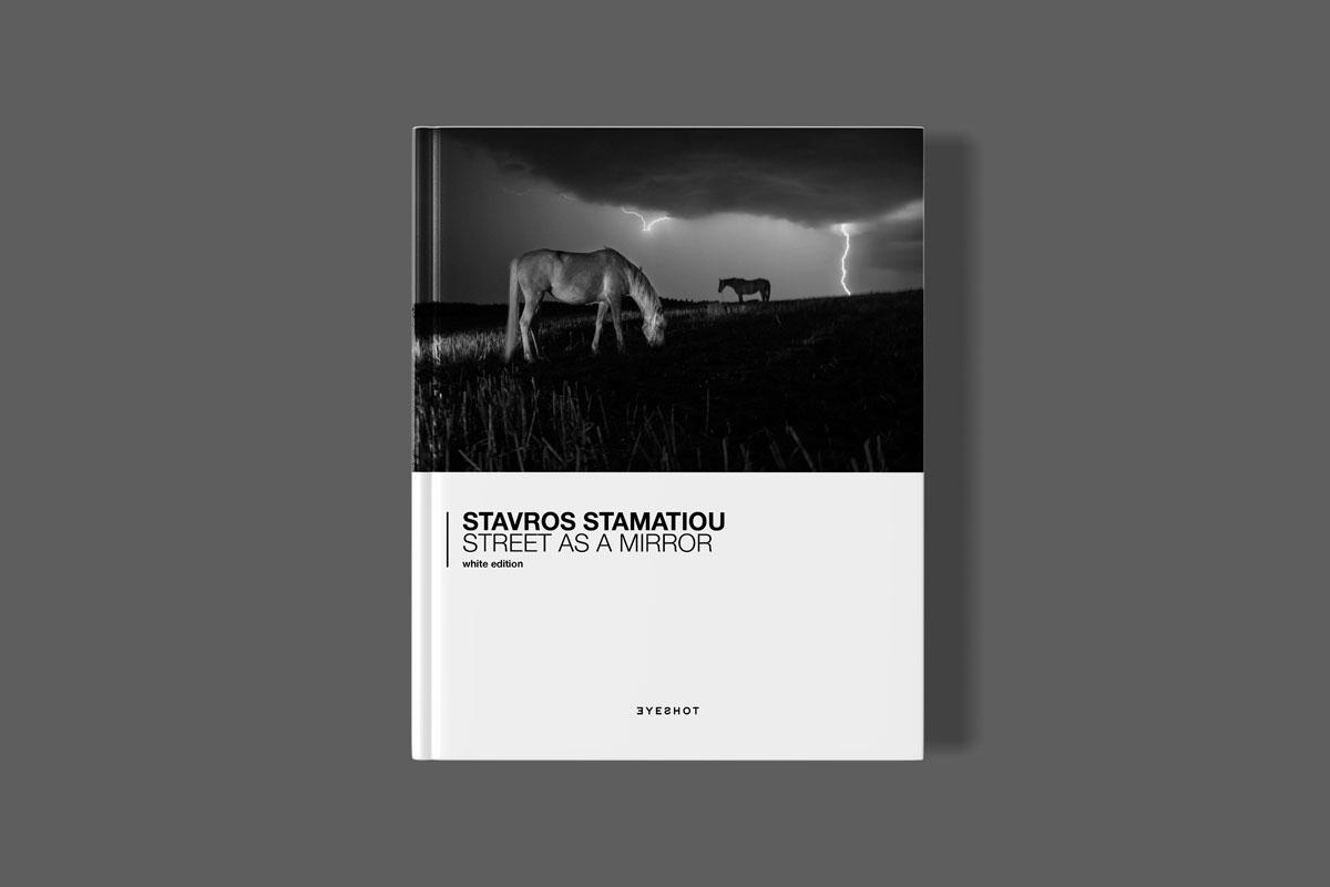 Stavros Stamatiou Single Front Cover Dark Grey