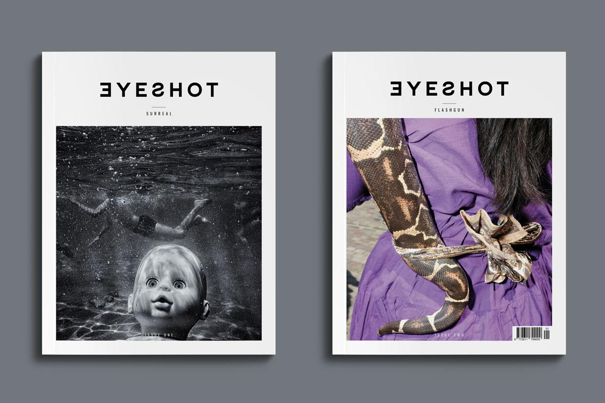 Flash Surreal Magazines