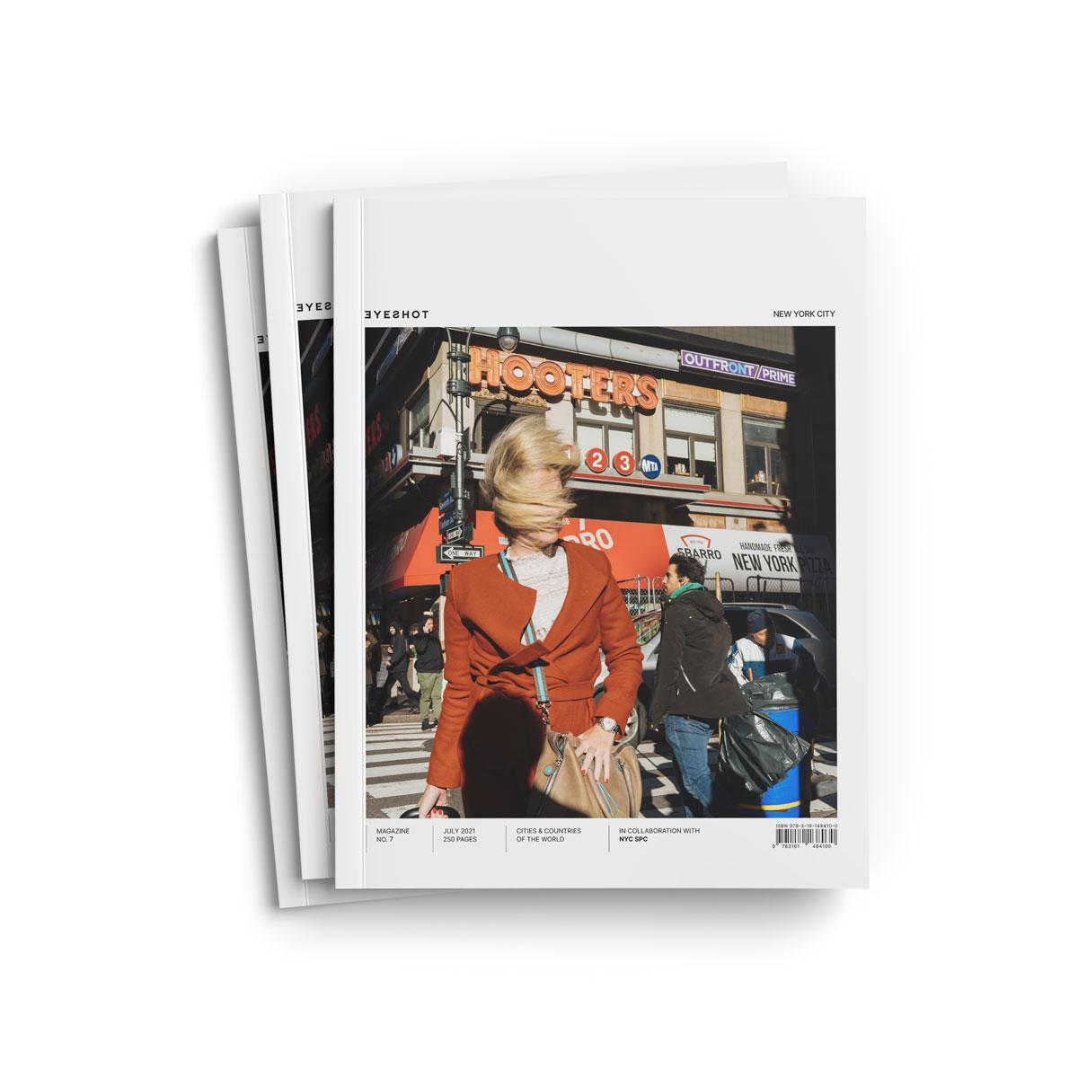 New York Eyeshot Magazine 1