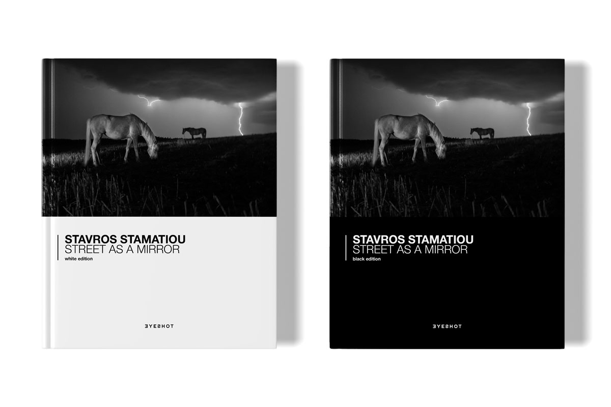 Stavros Stamatiou Double Cover White