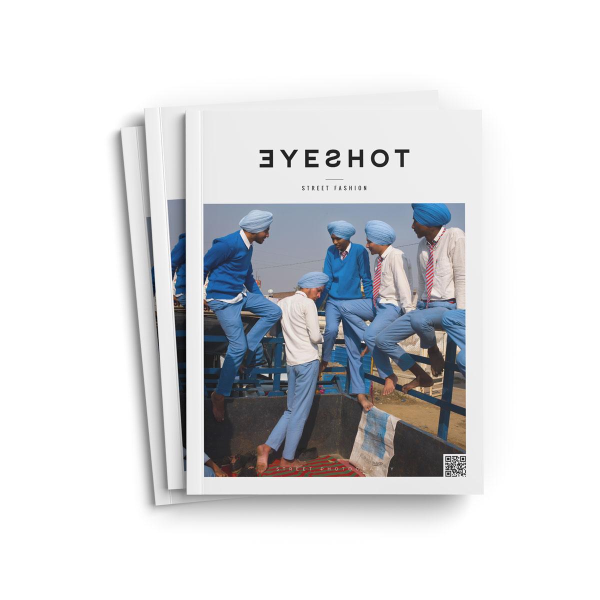 Street Fashion Magazines Eyeshot