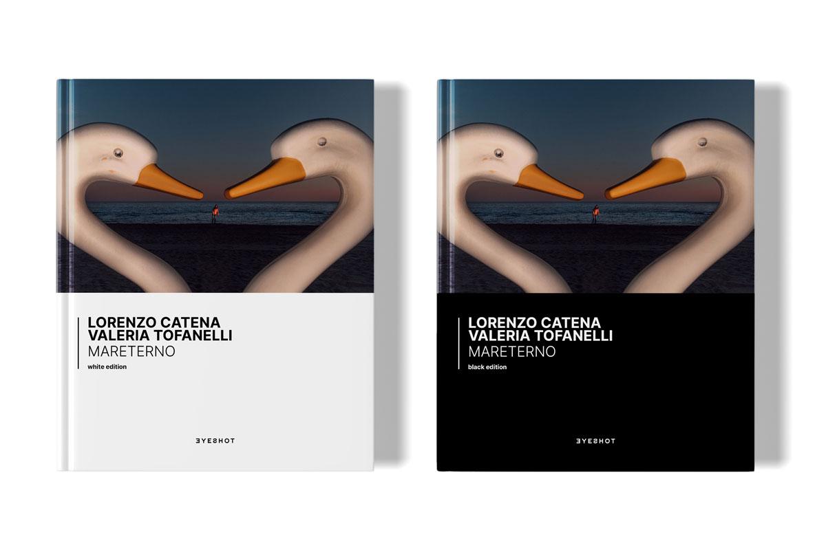 Tofanelli Catena White Front Cover Black White Edition