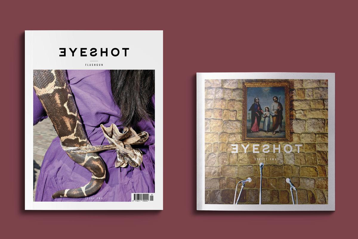 Xmas Flashgun Magazines